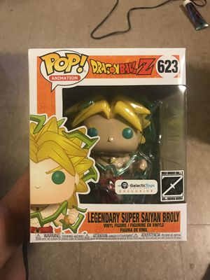 Funko Pop! Dragonball Z Broly for Sale in Elizabeth, NJ