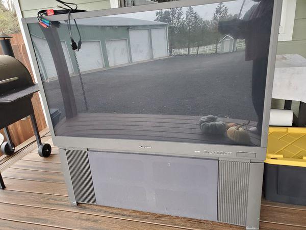 """55"""" Mitsubishi Big Screen TV"""