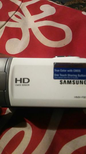 Used, Samsung HD Camcorder for Sale for sale  Trotwood, OH