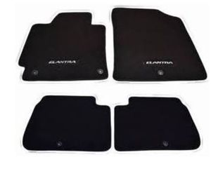 Hyundai elantra 2016 floor mats plus rear trunk mat for Sale in Pembroke Pines, FL