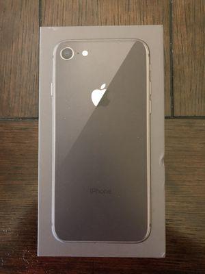 Apple IPhone 8 64BG BLK Carrier Unlocked for Sale in Sanger, CA