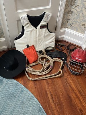 Complete bull riding gear for Sale in Ocean Pines, MD