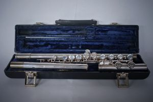 Germeinhardt M2 Flute With Case - Great Condition! Musical Instrument - Beauitul for Sale in Arlington, TX