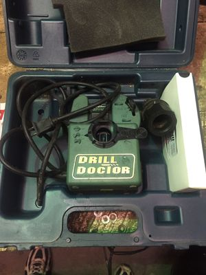 Drill Doctor for Sale in Marshall, IL