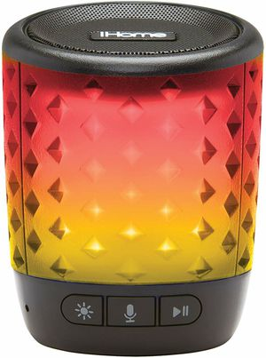 iHome Color Changing Bluetooth Rechargeable Speaker with Siri,… for Sale in Bethesda, MD
