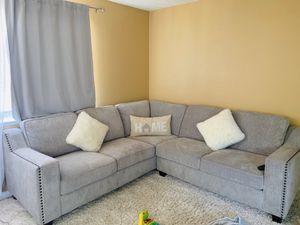 Grey Sectional Couches for Sale in San Jose, CA