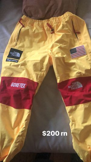 Supreme x North Face Gore Tex Pants for Sale in Chicago, IL