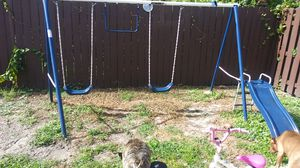 Swing set for Sale in Lake Worth, FL