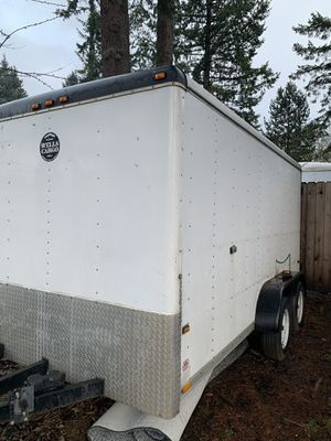Enclosed trailer for Sale in Vancouver, WA