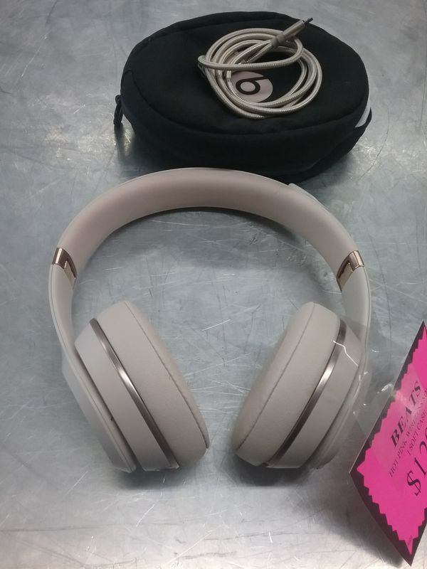 Beats Solo 3 wireless (inventory code 0 3 1 1 1 3 5 2 7 4 1)