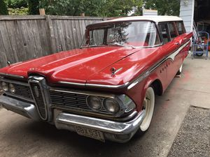 1959 Edsel Villager Wagon for Sale in Edgewood, WA