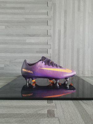 4307e6dfe Nike Mercurial Vapor XI SG-Pro ACC Soccer Cleats 831941-586 Men s Size 6.5