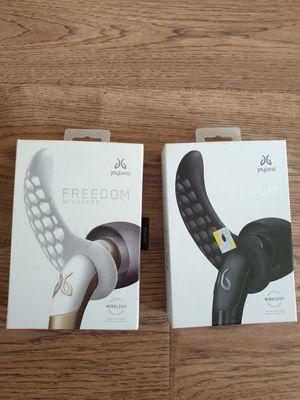 (Lot of 2) Jaybird Freedom Waterproof Wireless Bluetooth Headphone Headset for Sale in Chicago Ridge, IL