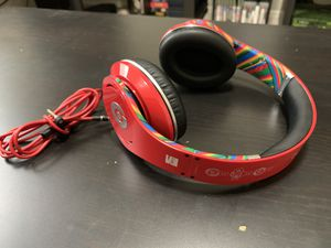Beats by Dre Coca-Cola Edition Headphones for Sale in Pflugerville, TX