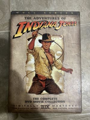 Indiana Jones movies for Sale in West Caldwell, NJ