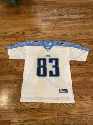 Drew Bennett Titans Jersey for Sale in Franklin, TN