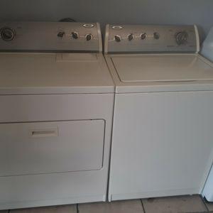 Whirlpool Washer & Dryer Set for Sale in Pompano Beach, FL