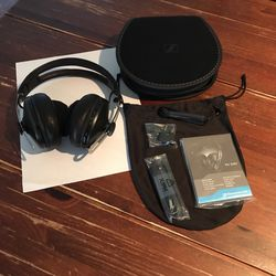 Sennheiser Momentum 2.0 Wireless with Active Noise Cancellation- Black for Sale in Alpharetta,  GA