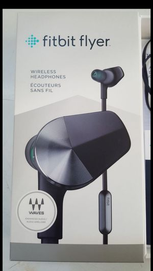 Fitbit flyer Bluetooth Fitness headset for Sale in Lexington, KY
