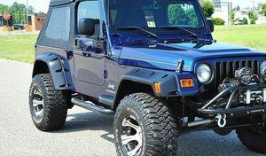 Beautiful2005 Jeep Wrangler LJ SportWheels for Sale in Chandler, AZ