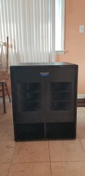 Mackie Powered Subwoofer SWA1801 for Sale in Hillside, IL
