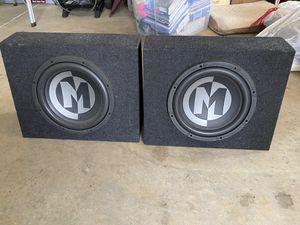 Memphis Audio Sub Boxes for Sale in Stafford, VA