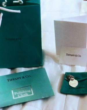 Tiffany's & Co heart necklace authentic & original for Sale in San Diego, CA