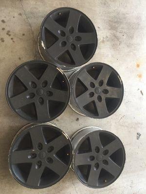 Jeep wheels for Sale in Midlothian, VA