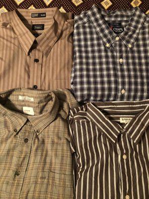 XXL Dress Shirts for Sale in Bristow, VA