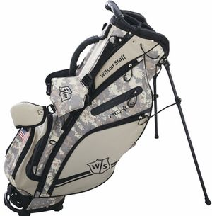 Brand New Wilson Staff Nexus Camo golf bag. limited edition. for Sale in San Francisco, CA