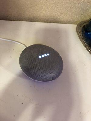 Bluetooth Speaker Google Home for Sale in Bakersfield, CA