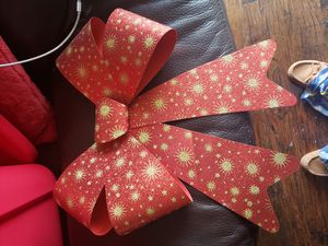 Christmas bow for Sale in Dallas, TX