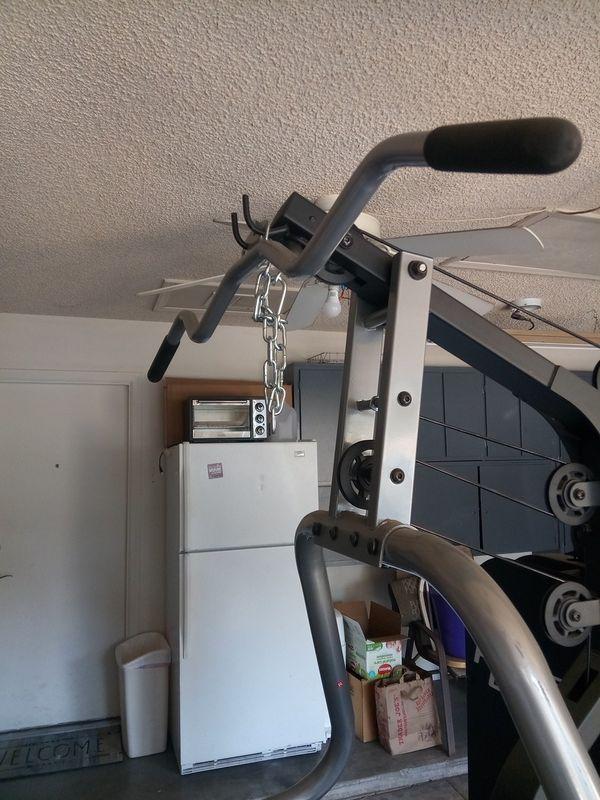 Fitness gear workout machine