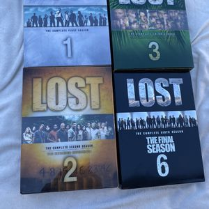 The lost franchise DVDs for Sale in Fullerton, CA