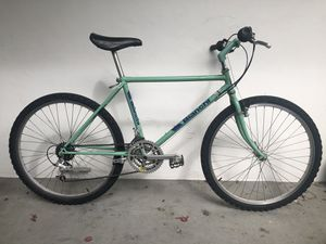 Vintage Bianchi Grizzly Tange Chromoly MTB Mountain Bike Deore for Sale in Hollywood, FL