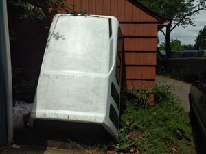 Camper Shell - Long Bed for Sale in Vancouver, WA