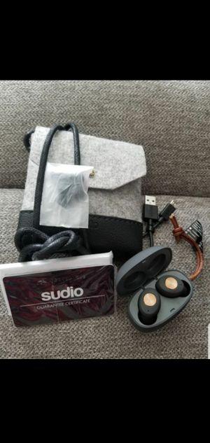 New Sudio wireless earphones for Sale in Kent, WA