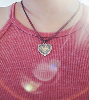 Heart Charm Necklace for Sale in Norwalk, CA