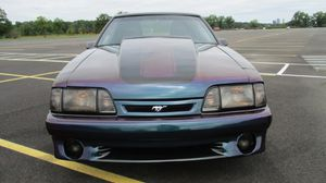 1991 Ford Mustang Cope METHLLIC Exterior with Blue Gray Interior/ 8 Cyl/ Automatic Transmission for Sale for sale  Bronx, NY