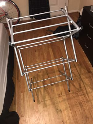 Foldable drying rack for Sale in Washington, DC