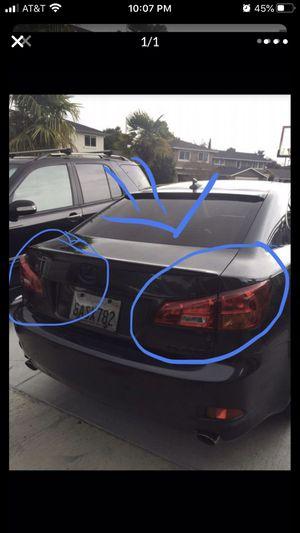 tail lights lexus for Sale in San Jose, CA