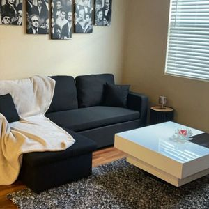 Sectional Couch Sofa Bed Sleeper - Delivery Is Extra for Sale in Rancho Cucamonga, CA