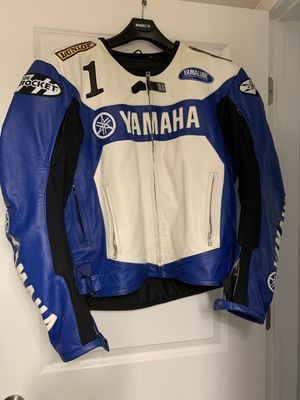 Yamaha Motorcycle Jacket XL for Sale in Schaumburg, IL