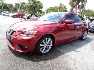 2015 Lexus IS 250 for Sale in Plantation, FL