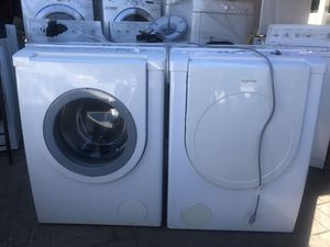 Bosch washer and gas dryer for Sale in San Marcos, CA