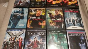 DvD movies for $1 each for Sale in Spring Valley, CA