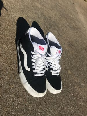 Vans Pro Classics shoes Size 9.5 men's for Sale in Springfield, MO