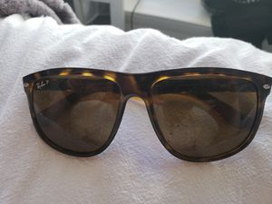 Rayban RB4147 Tortoise Shell Polarized Sunglassed for Sale in Boston, MA