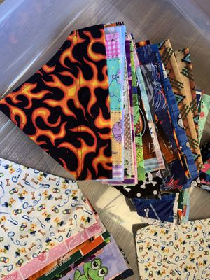 Dog Bandanas and Collar Cover Sleeves for Sale in Dixon, MO