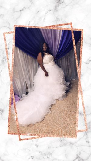 Wedding dress for Sale in Plant City, FL